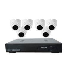 AHD-6V Light Комплект видеонаблюдения 6-ти канальный