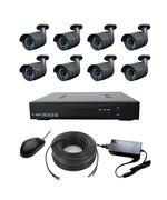 AHD-8U Light Комплект видеонаблюдения 8-ми канальный