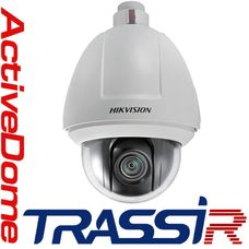 TRASSIR ActiveDome+ PTZ